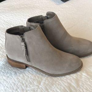 76fa70082 Blondo Shoes | Waterproof Liam Booties Mushroom Suede 8 | Poshmark